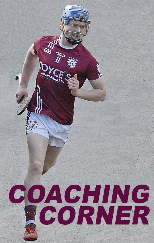 Paddy Hannon Coaching Corner
